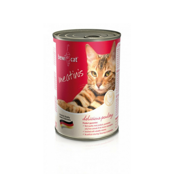 Bewi Cat Meatinis - Drůbež 400 g