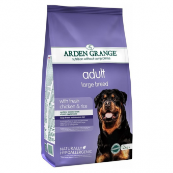Vzorky Arden Grange Adult Large Breed with fresh Chicken & Rice 100 g