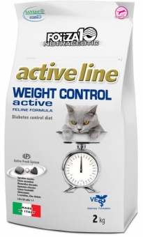 Forza 10 Weight Control Active Cat