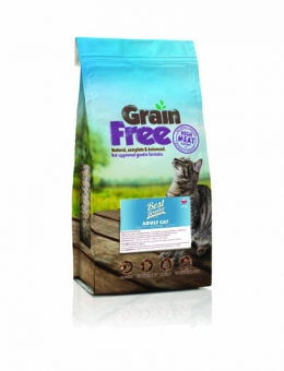 Best Breeder Grain Free Cat Turkey