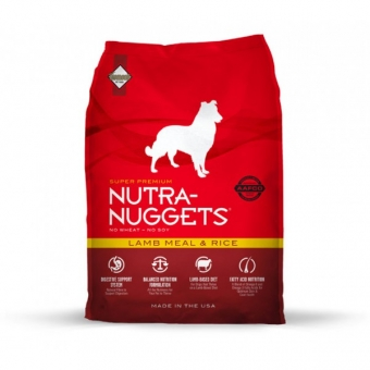 Nutra Nuggets Lamb Meal and Rice