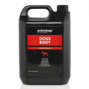 animology-animology-sampon-pro-psy-dogs-body,-koncentrat-20:1,-5l-5.Animology Šampon pro psy Dogs Body, koncentrát 20:1, 5 l