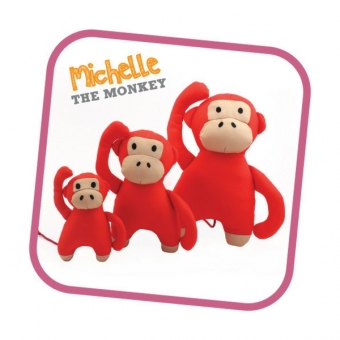 beco-things-hracka-pro-psa,-beco-family---michelle-opice-s-15cm-0.04.BeCo Things BecoFamily - Opice S - 15 cm
