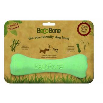 beco-things-becobone-kost-eko-zelena-s-.BeCo Things BecoBone kost, EKO, zelená S