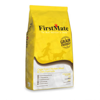 FirstMate - Grain Friendly Chicken Meal and Oats
