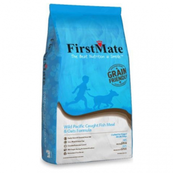 FirstMate - Grain Friendly Wild Ocean Fish and Oats