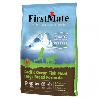 FirstMate - Pacific Ocean Fish Large Breed