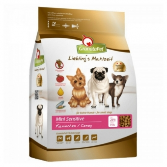 GranataPet Mini Sensitive Coney 2 kg