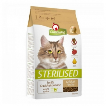 GranataPet Sterilised Adult