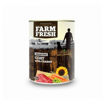 Farm Fresh Koza s mrkví