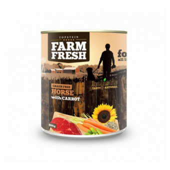 Farm Fresh Kůň s mrkví