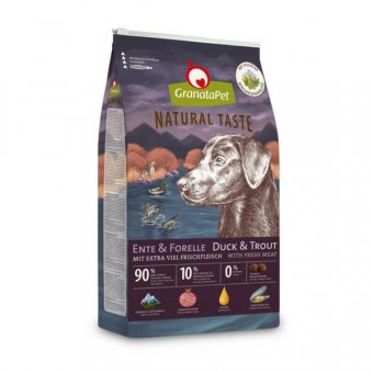 Granatapet Natural Taste Duck and Trout