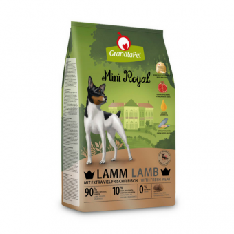Granatapet Natural Taste Mini Royal Lamb