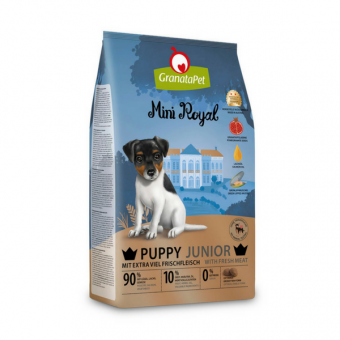 Granatapet Natural Taste Mini Royal Junioir/puppy