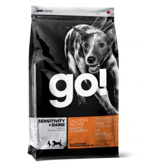 petcurean-go-sensitive+shine-salmon-df-2,72-kg-2.72.PetCurean GO - Sensitive and Shine Salmon 2,72 kg