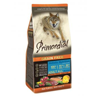 primordial-pgf-adult-trout-&-duck-2-kg-2.00.primordial adult trout and duck 2 kg