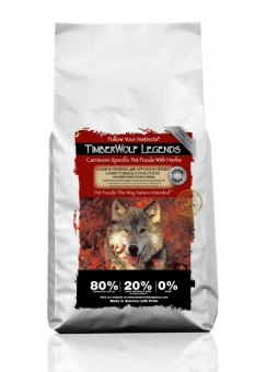 Timberwolf Lamb with Apples Legends