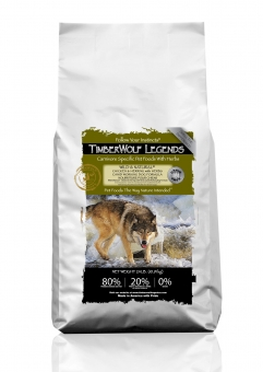 TimberWolf Grain Free Wild and Natural® LEGENDS