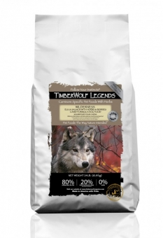 TimberWolf Grain Free Wilderness™ LEGENDS