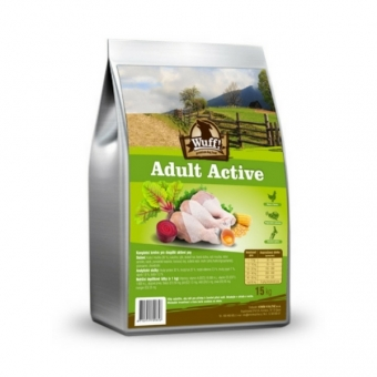 Wuff!  Adult Active