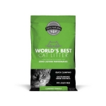 Worlds Best Cat Litter Kukuřičná podestýlka Original (green)